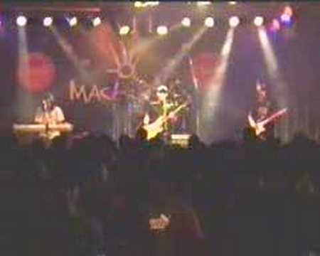 Banda ANGEL - Lado BSB - DVD - AUDIOSLAVE