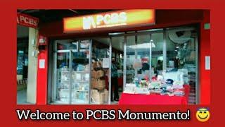 # PCBS Monumento ( Welcome to Philippine Christian Bookstore)