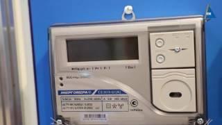 Счетчик Энергомера CE 303-U A S31 145 JAVZ 230В (5-60А) от компании ПКФ «Электромотор» - видео