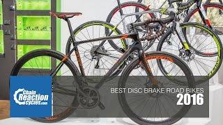 Best disc brake road bikes 2016