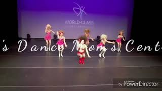Top 15 Dances Competed At Energy Dance Competition