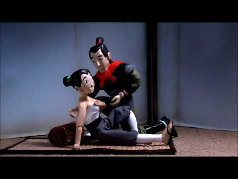 Mulan a její přestrojení - Robot Chicken