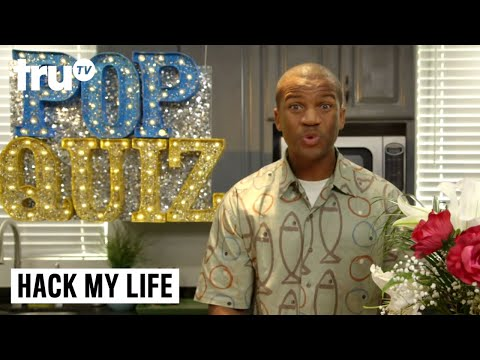 Hack My Life - Pop Quiz: Flower Saver | truTV