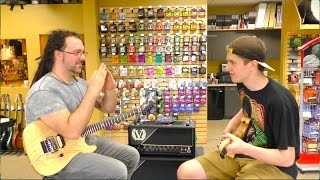 Hotrod Jam And DBZ Guitars - Rob Chapman's Minnesotan Chronicles