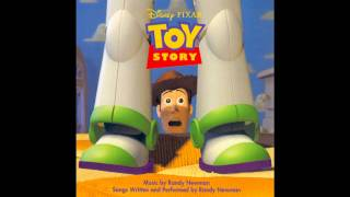 Randy Newman Toy Story Soundtracks Music
