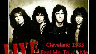 Fastway - Feel Me, Touch Me (live 1983)
