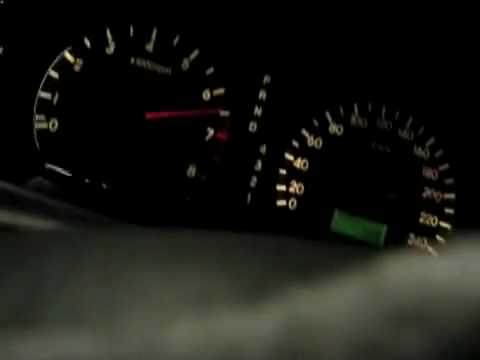 Hyundai Grandeur XG At Top Speed Internal 2