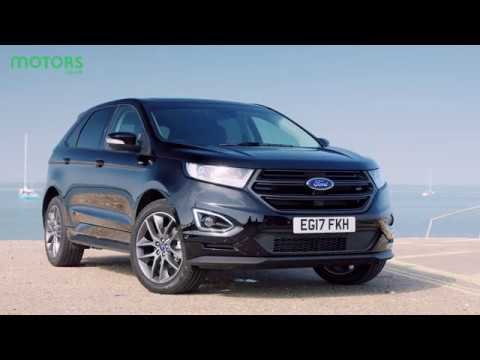 Motors.co.uk | Ford Edge Review