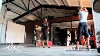 KOKETKA BOUTIQUE - новая коллекция пальто с мехом