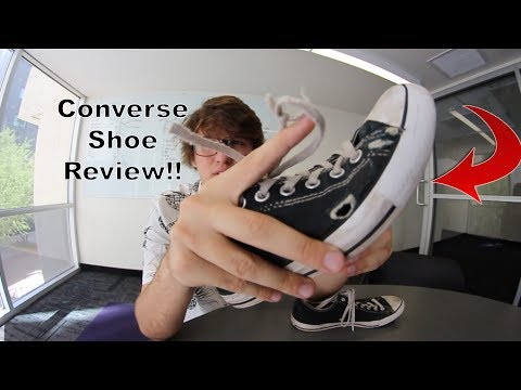 Converse Skate Shoe – FULL REVIEW (SKATED)