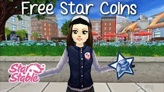 HOW TO GET FREE STAR COINS 2018!!!  -  STAR STABLE ONLINE
