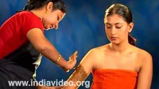 Upanahasweda - medicated dressing in Ayurveda