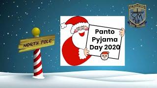 Panto Pyjama Day 2020