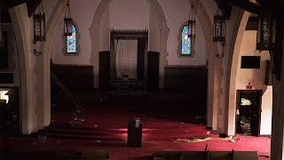 Exploring a beautiful abandoned church - Everything left completely untouched