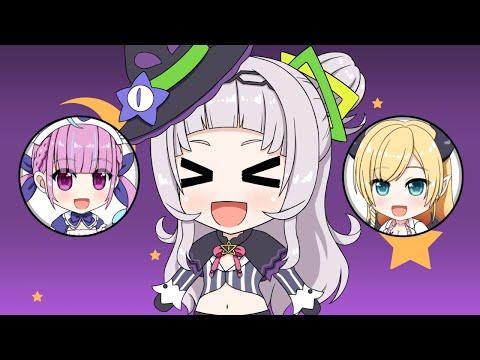 【切り抜き漫画】昼夜逆転を極めちゃったニートの紫咲シオン