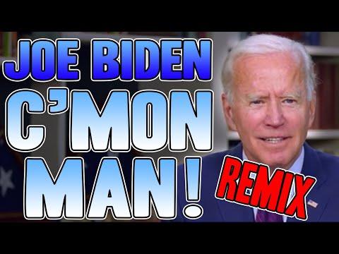 Joe Biden - C'mon Man (remix)
