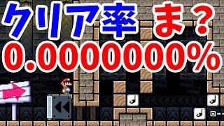 【マリオメーカー 実況】やらしい壁キックコースが送られてきた!