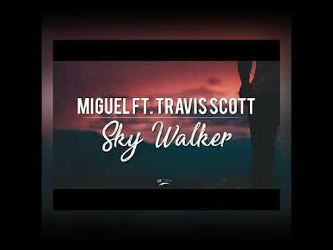 Miguel- Sky walker ft. Travis Scott  ( official video)