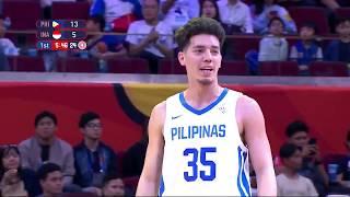 SEA Games 2019: Philippines VS Indonesia Basketball Men's Division SEMI-FINALS