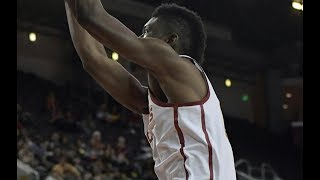 HIGHLIGHTS: USC Edges Oregon on Chimezie Metu