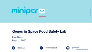 Live Demo: Food Safety Lab