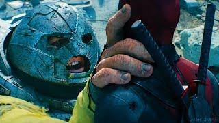 """I Can't Feel My Legs"" - Deadpool vs Juggernaut Full Fight Scene - Deadpool 2 (2018) Movie CLIP HD"