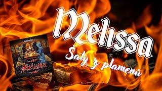 Video Melissa- Šaty z plamenů / Dress of flames  (contains subtitles)