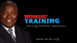 Workers' Training (2nd March, 2019): Readiness for New and Renewed Life and Ministry