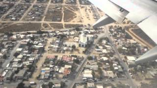 Flying to Cabo San Lucas, Mexico