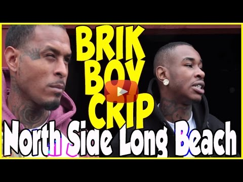 Brik Boy Crips in Northside Long Beach address Snoop Dogg situation (pt.1of2)