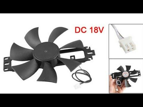 Cooling FAN repair in ZyXEL NAS 320 - How to fix noisy fans