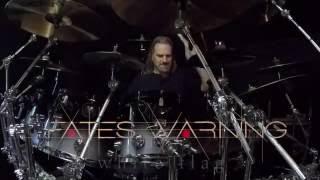Fates Warning – White Flag (Drum & Bass Play-Through)