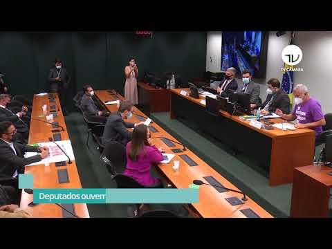 Deputados ouvem OAB e trabalhadores da educação sobre precatórios - 06/10/21