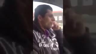 Shqiptari në Angli fol në tel me të dashuren e tij, video humoristike dhe gazmore