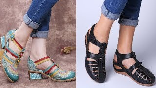 Soft Genuine LEATHER SANDALS Comfy,Wearbale,Breathable ALL LATEST DESIGNS||#SBLEO