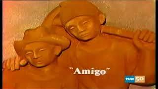 Pedrito Fernández (Roberto Carlos) - Amigo (con Letra)