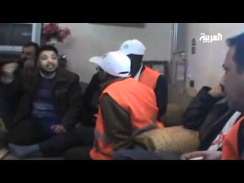 أبوصلاح يتحدث للمراقبين