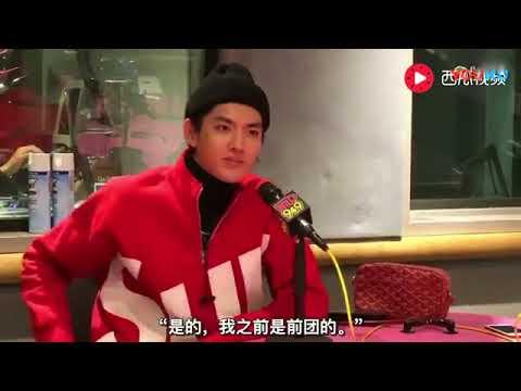 吴亦凡自曝离开EXO的原因  我是中国人, 韩国不是我的大本营 标清