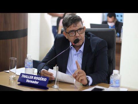 Thaller Rogerio, vereador de Miracema: