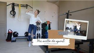 Bienvenue dans ma salle de sport ! (with gorilla sports)