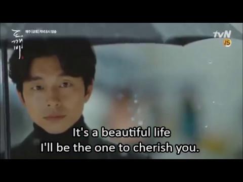 Eric Nam - Beautiful Ost Goblin (english version) lyrics