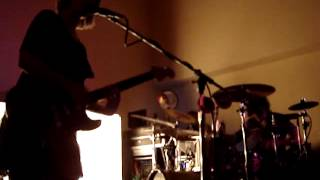 The Joy Formidable - Ostrich - live at St Stephens Church - 10.11.12