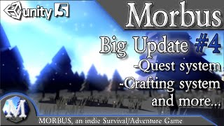 [Unity3D] MORBUS Survival/Adventure Game - UPDATE #4 [OLD UPDATE]