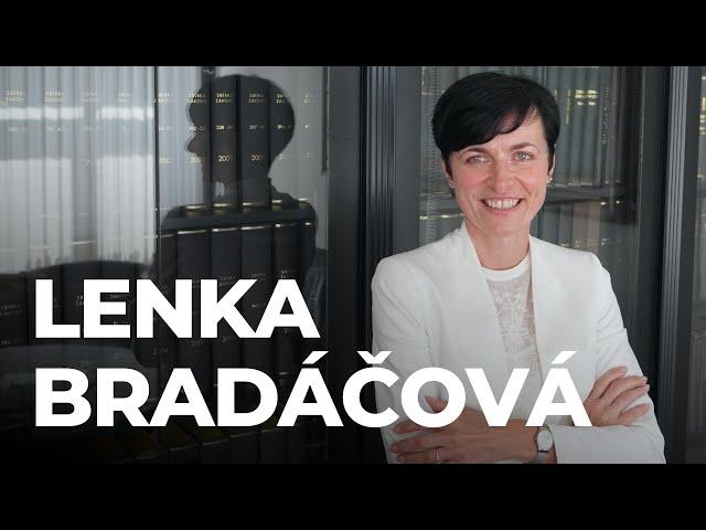 DEEP TALKS 68: Lenka Bradáčová – Vrchní státní zástupkyně v Praze