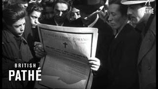 Помер Папа Пій XI, між Японією та СРСР знову йде до війни (лютий 1939)