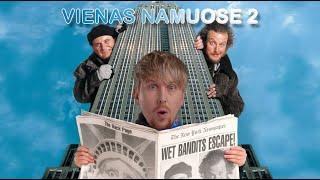 VIENAS NAMUOSE 2 FILMO KLAIDOS | STIMOMEDIA | Pildyk ofisas