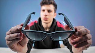 اغرب سماعه جربتها في حياتي - Bose frames !!