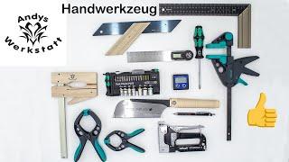 Gute Handwerkzeuge / Messinstrumente für die Werkstatt? Das benutze ich!