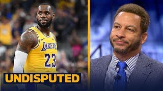 Chris Broussard on LeBron James: I think he really wants that 5th MVP | NBA | UNDISPUTED