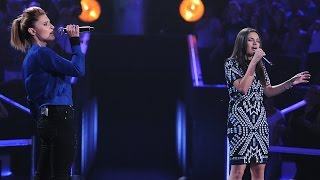 "The Voice of Poland VI - Ana Andrzejewska vs. Sara Girgis - ""Naucz mnie"" - Bitwy"